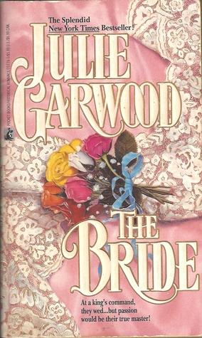 Original Cover of The Bride by Julie Garwood